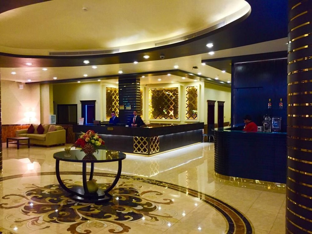 Dar Hashim Hotel Apartments Al Morouj