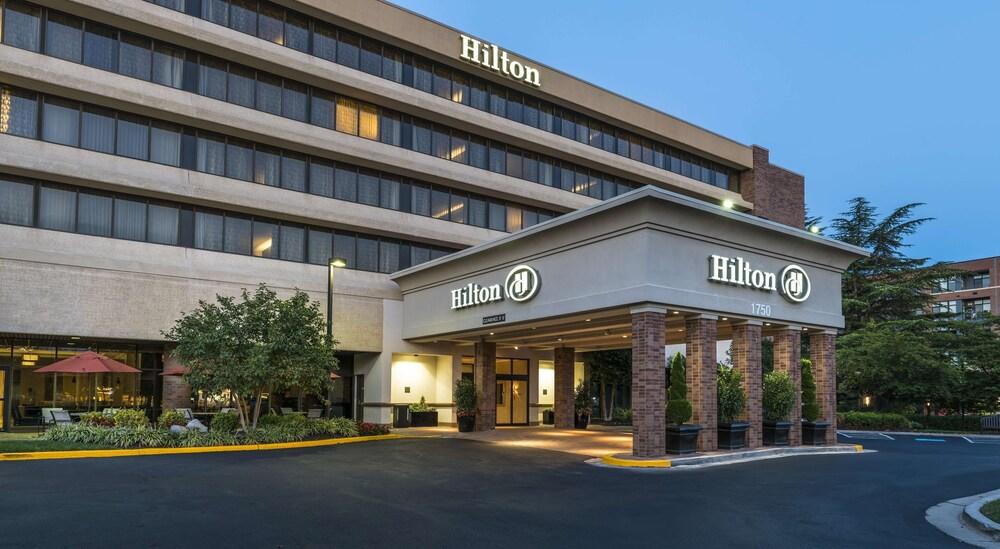 Hilton Washington Dc Rockville Executive Meeting Center
