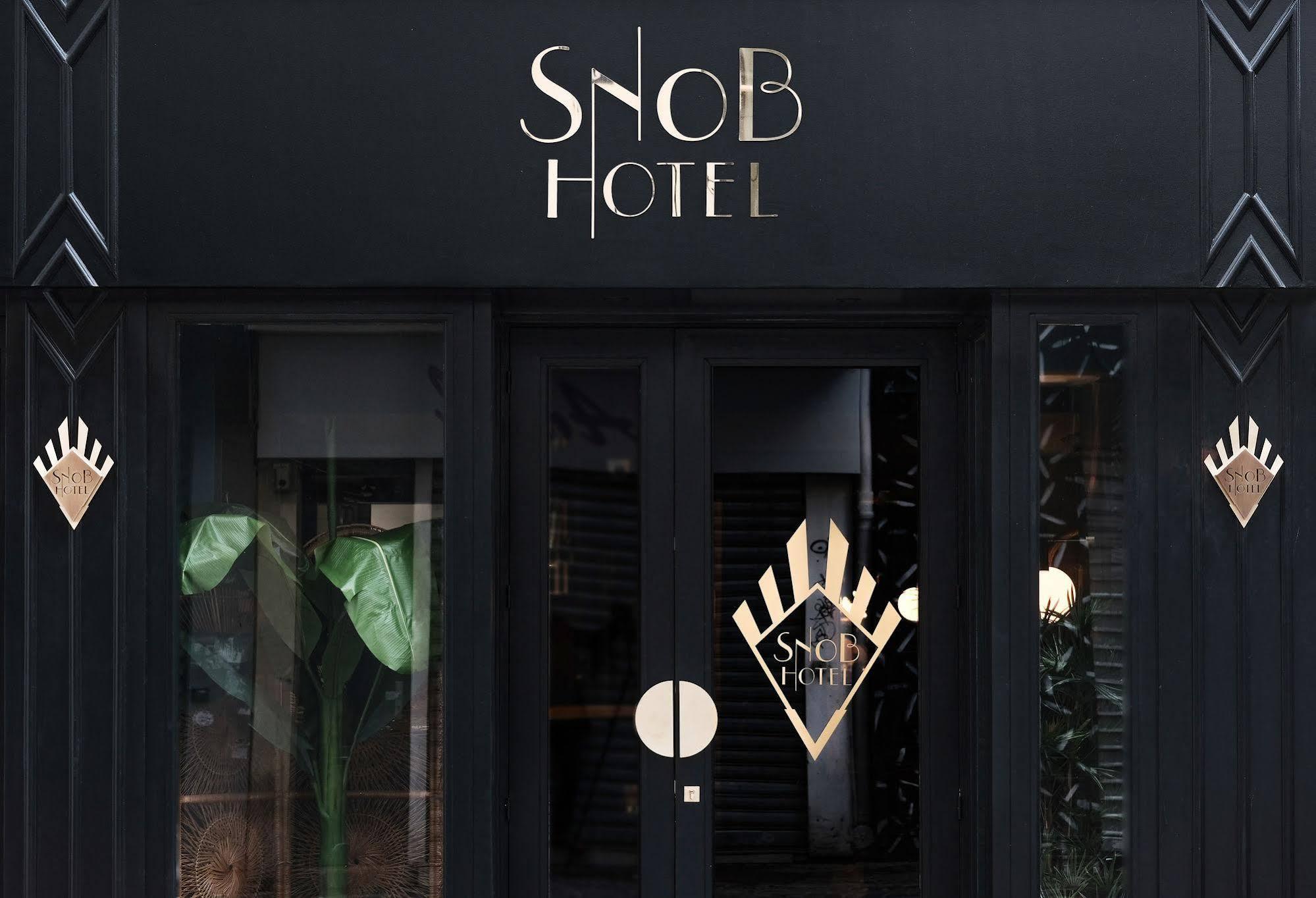 Snob Hotel By Elegancia
