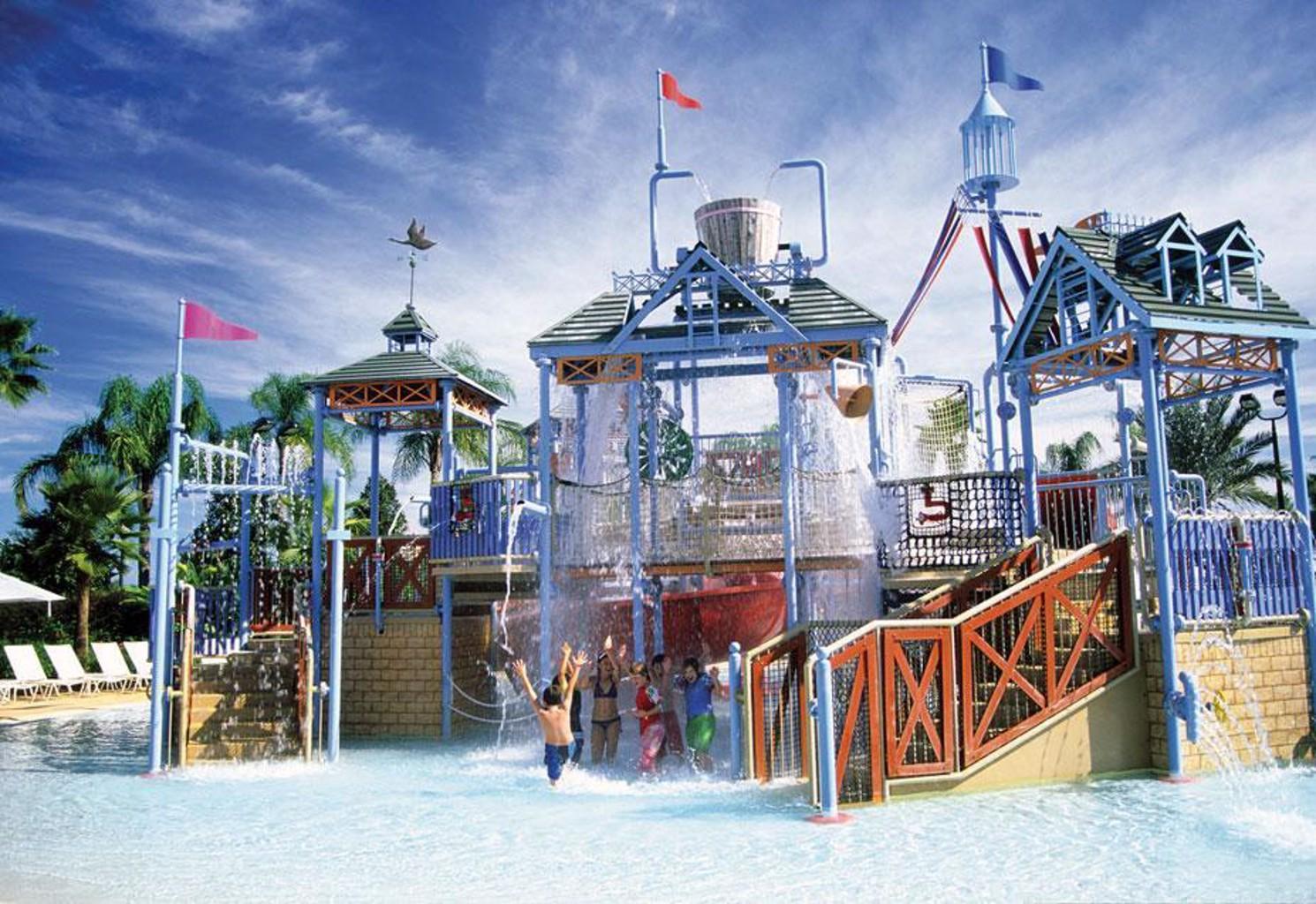 Reunion Resort Villa RM2