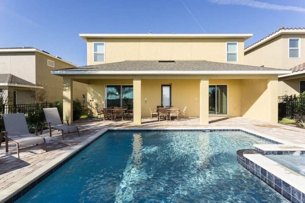 Je63395 The Encore Club Resort 10 Bed 10 Baths Villa
