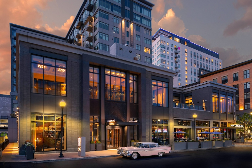 The Row Hotel at Assembly Row Autograph Collection
