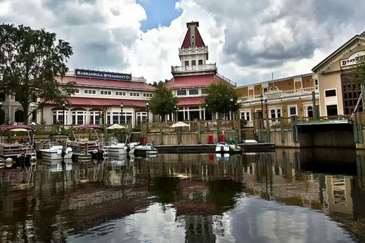 Disney's Port Orleans Riversid
