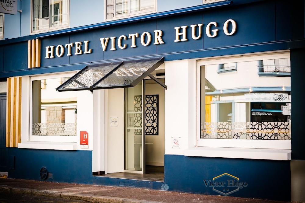 Gallery image of Hôtel Victor Hugo Lorient