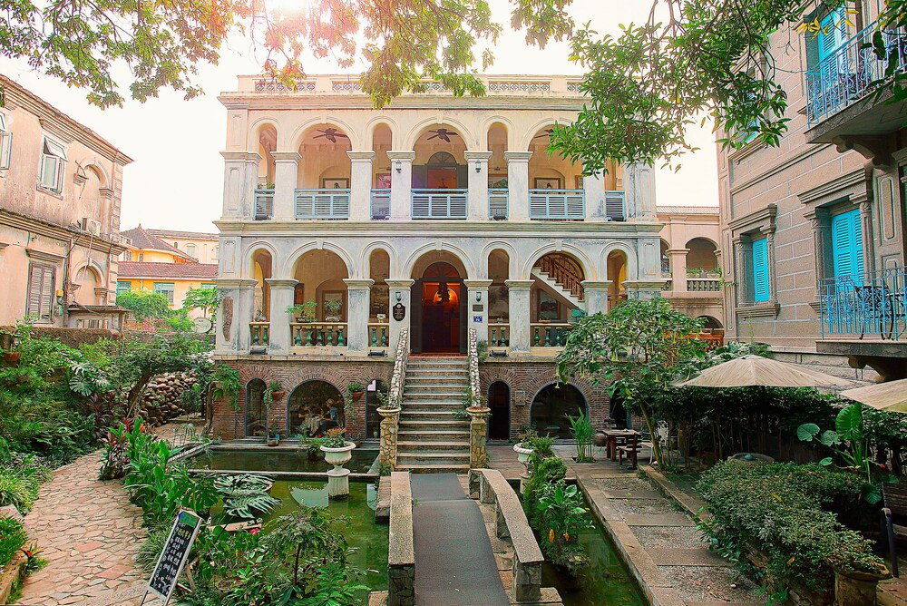 Yuyuan Hotel Gulangyu Xiamen