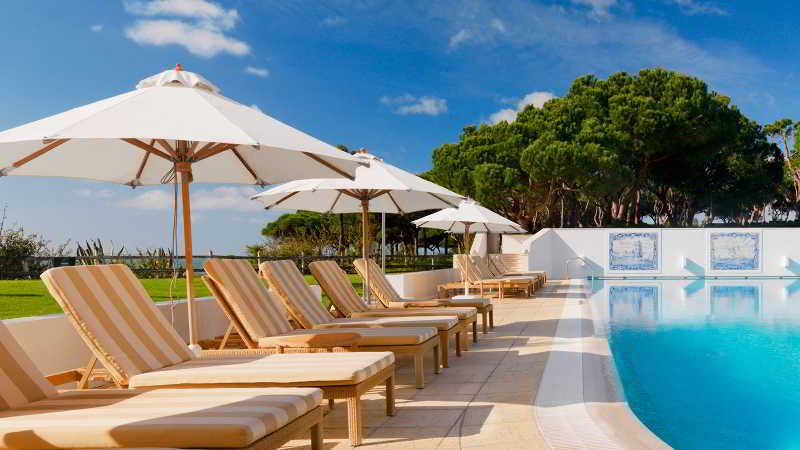 Pine Cliffs Hotel a Luxury Collection Resort Algarve