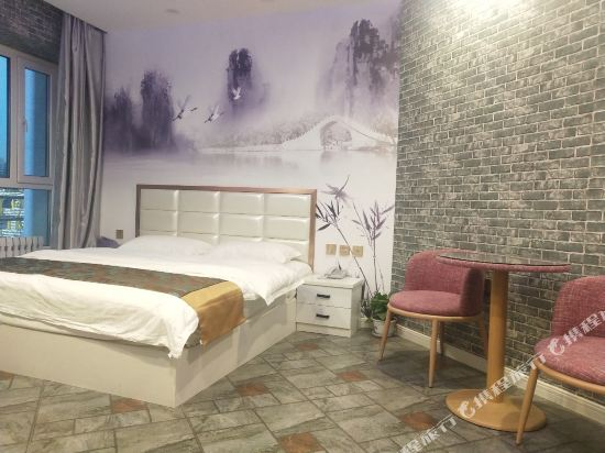 Romantic Xinlan Theme Hotel