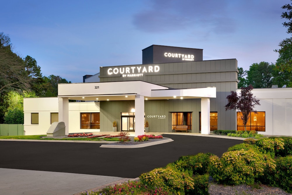 Courtyard by Marriott Charlotte Airport Billy Graham Parkway