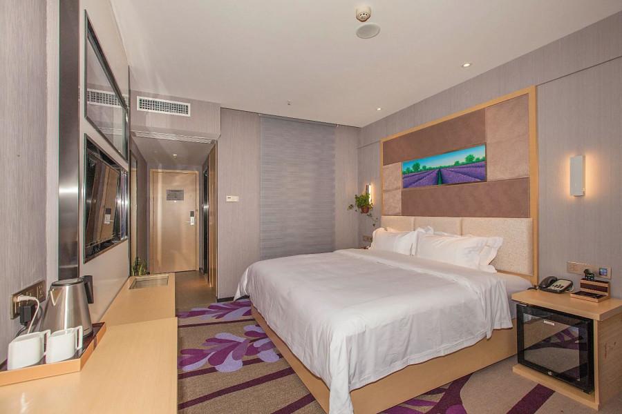 Lavande Hotels Wuhan Qingshan Happy Valley