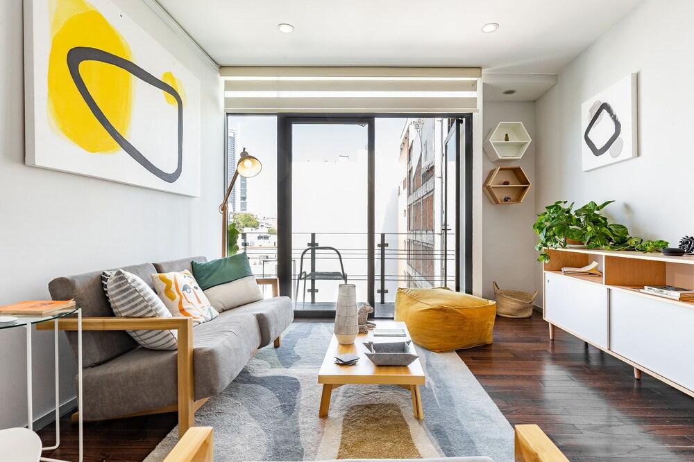 Artsy Apartment In Condesa