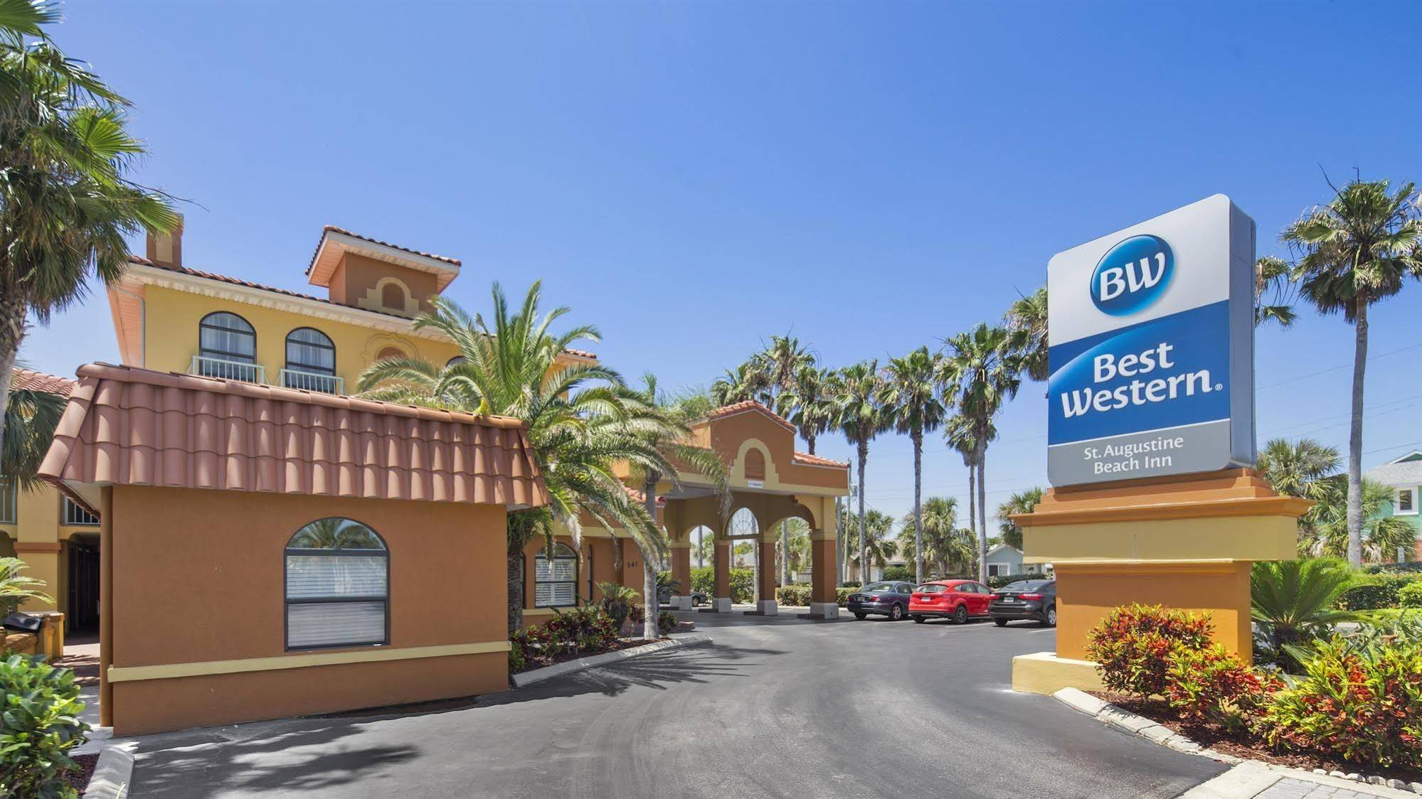 Best Western Seaside Inn st. Augustine Beach