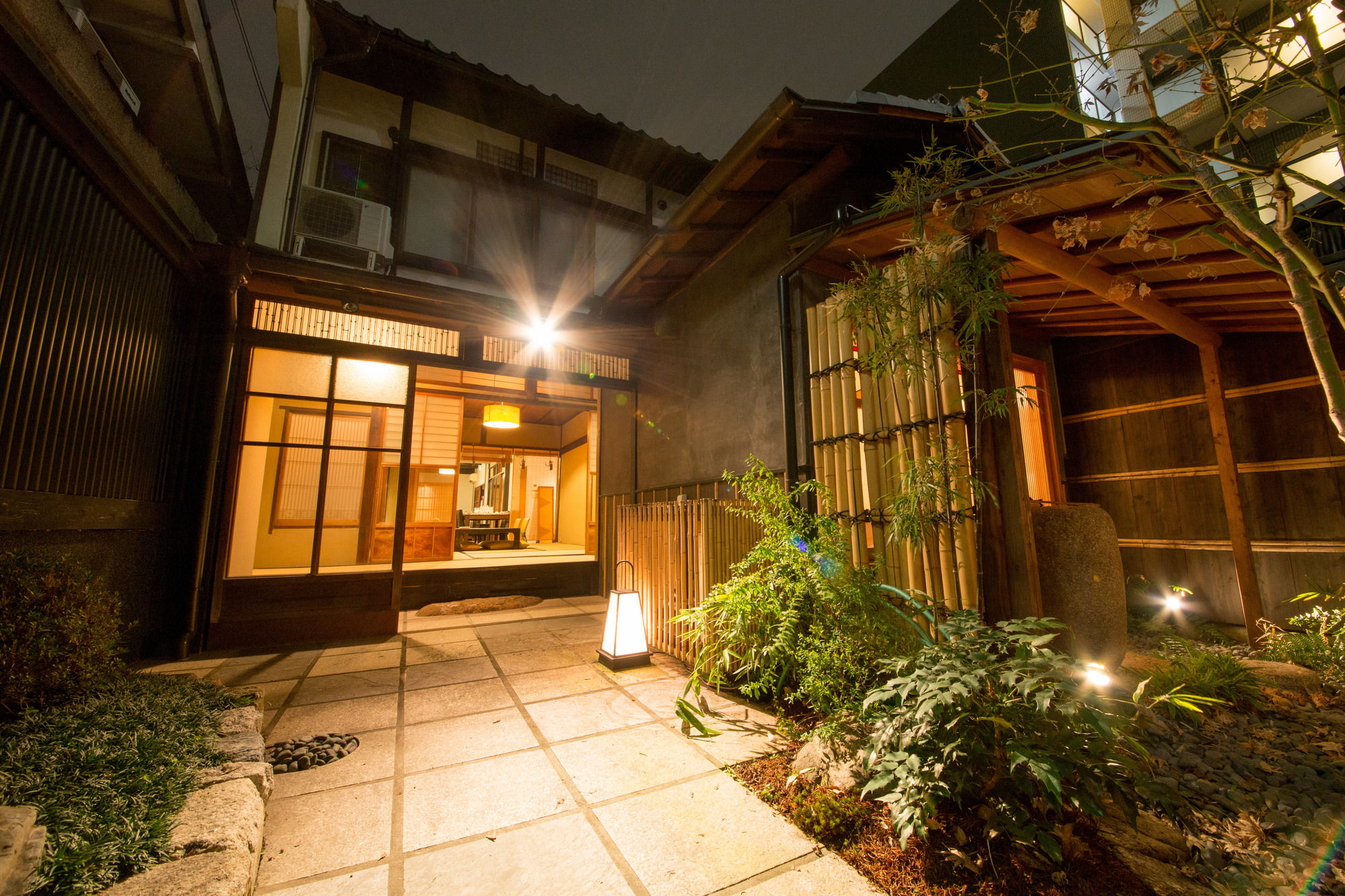 Le Machiya Rokkaku Suite