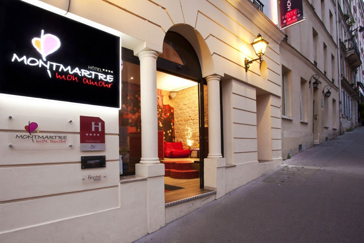 Montmartre Mon Amour
