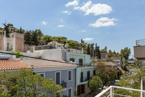 Flat & Roof Garden Heart of Historic Athens