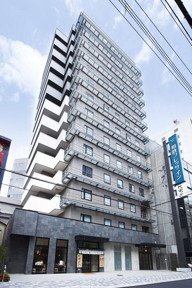 Sotetsu Fresa Inn Osaka Yodoyabashi