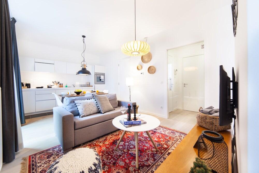 Sweet Inn Apartments Chaussée d'Etterbeek