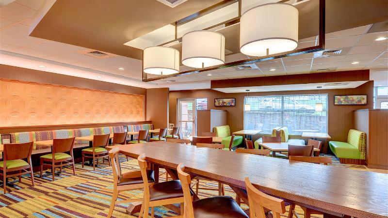 Fairfield Inn & Suites Nashville Metrocenter