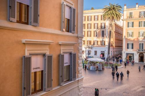 Rome55 Piazza di Spagna