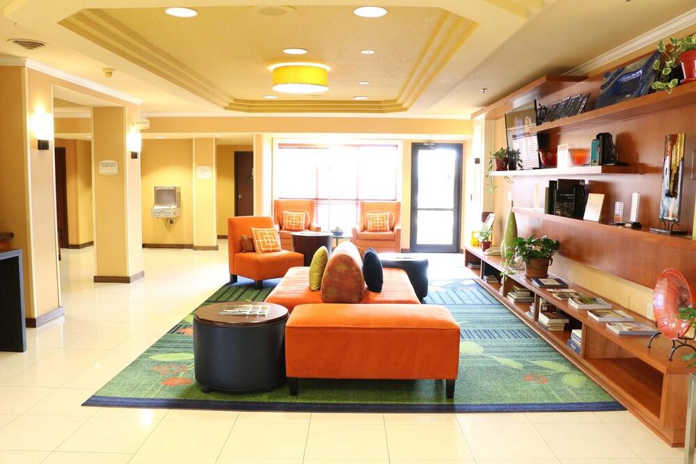 Gallery image of Fairfield Inn & Suites by Marriott Portland Airport