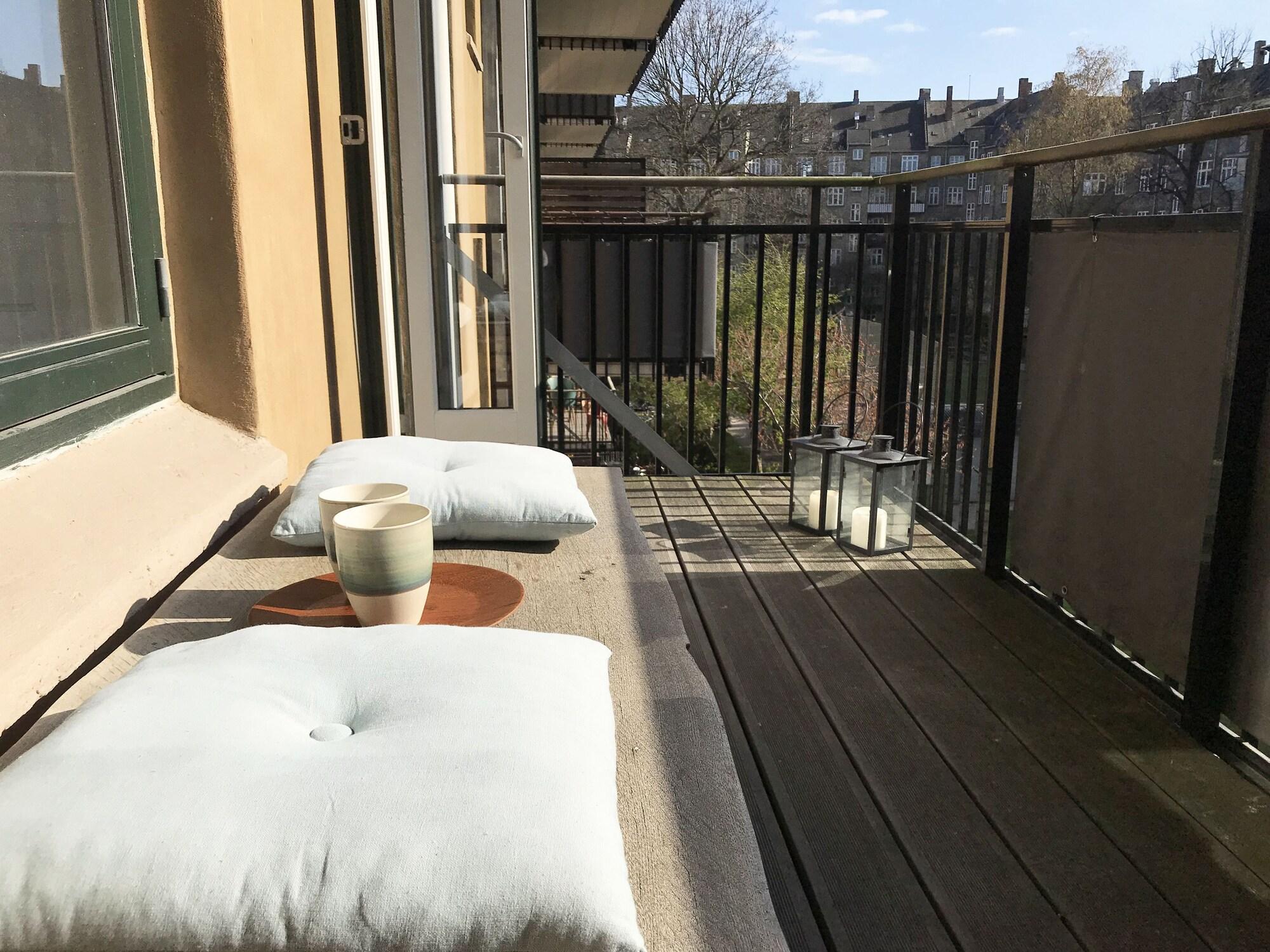 2 bedroom apartment Vesterbro 1372 1