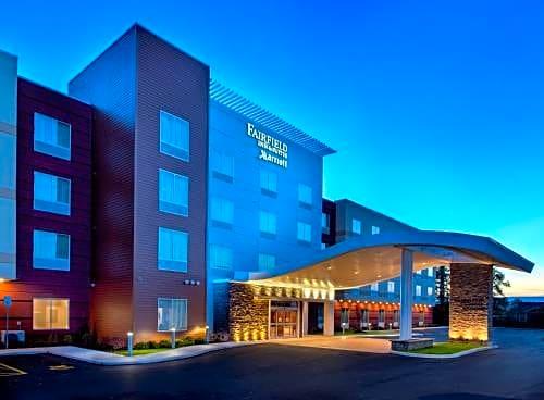 Fairfield Inn & Suites by Marriott Buffalo Amherst University