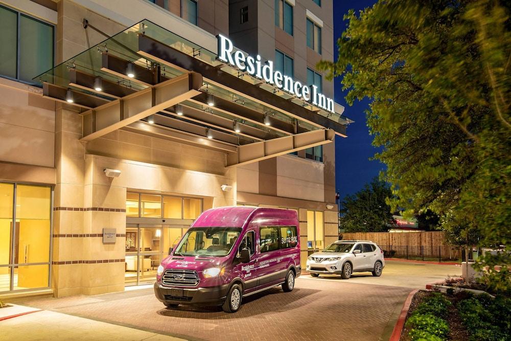 Residence Inn By Marriott Houston Medical Center Nrg Park