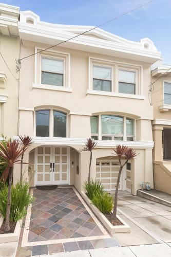 Large Furnished Single Family Home Walking Distance to Golden Gate Park