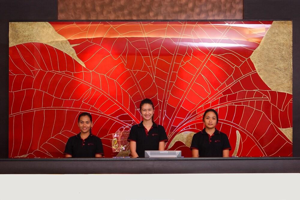 Gallery image of Atrium Boutique Hotel