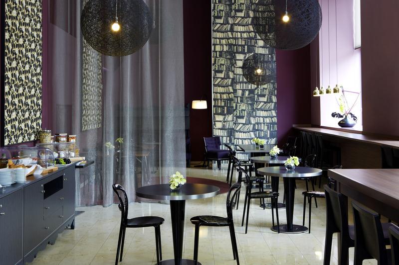 Adagio Vienna City Aparthotel (آداجیو وین سیتی آپارتوتل) Restaurant