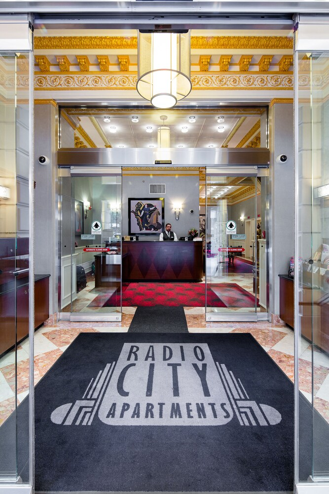 Gallery image of Radio City Apartments