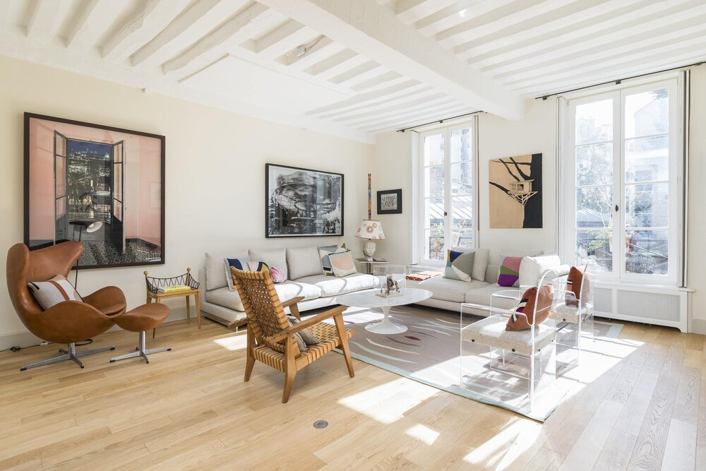 Rue Honoré Chevalier Townhouse by Onefinestay