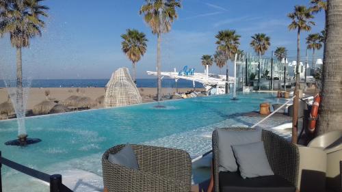 Playa Marina Cabañal Valencia