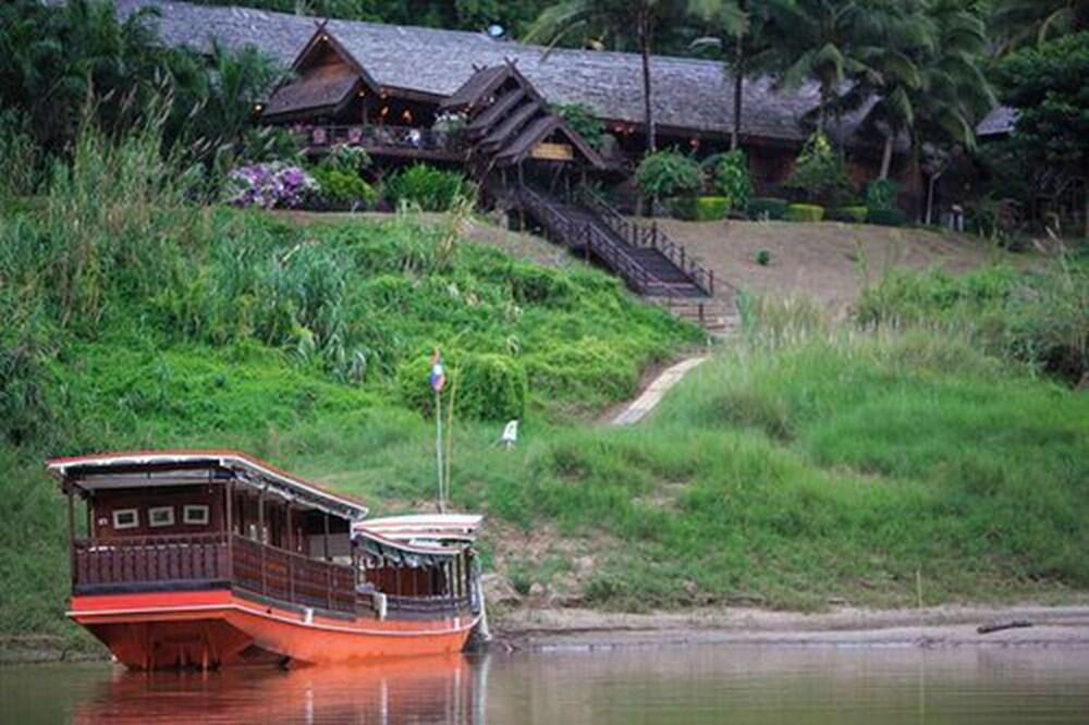 Mekong Cruises The Luang Say Lodge & Cruises Luang Prabang to Huay