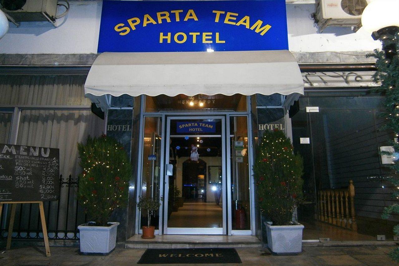 Sparta Team Hotel Hostel