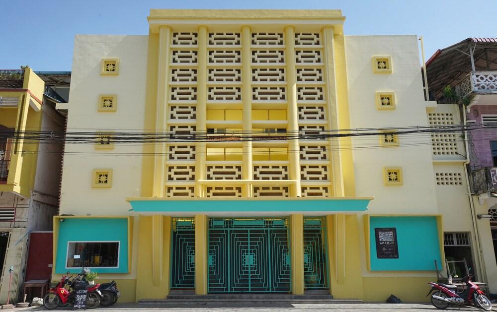 Hotel Old Cinema