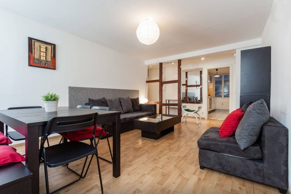 Appartement Austerlitz