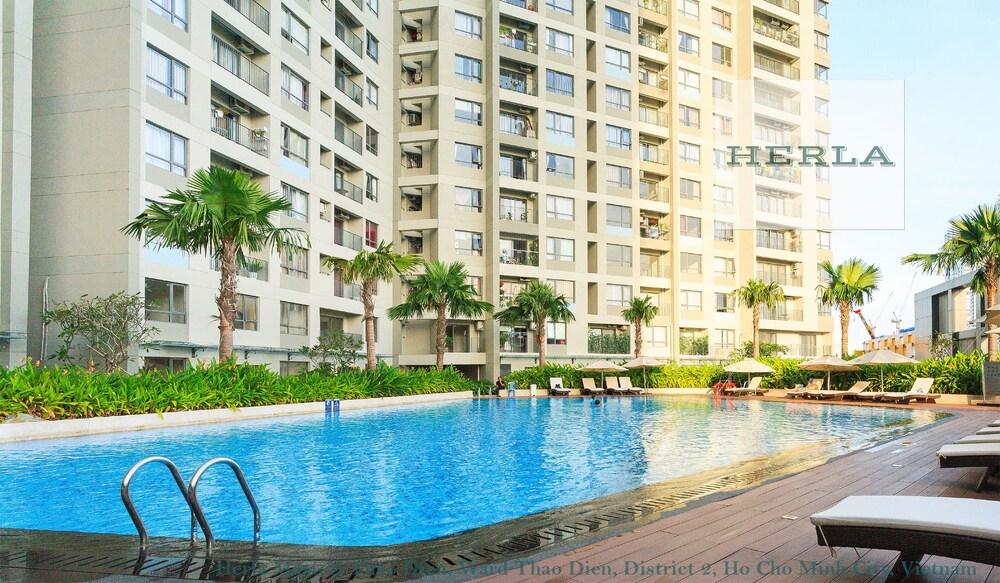 Herla Apartment at Masteri Thao Dien