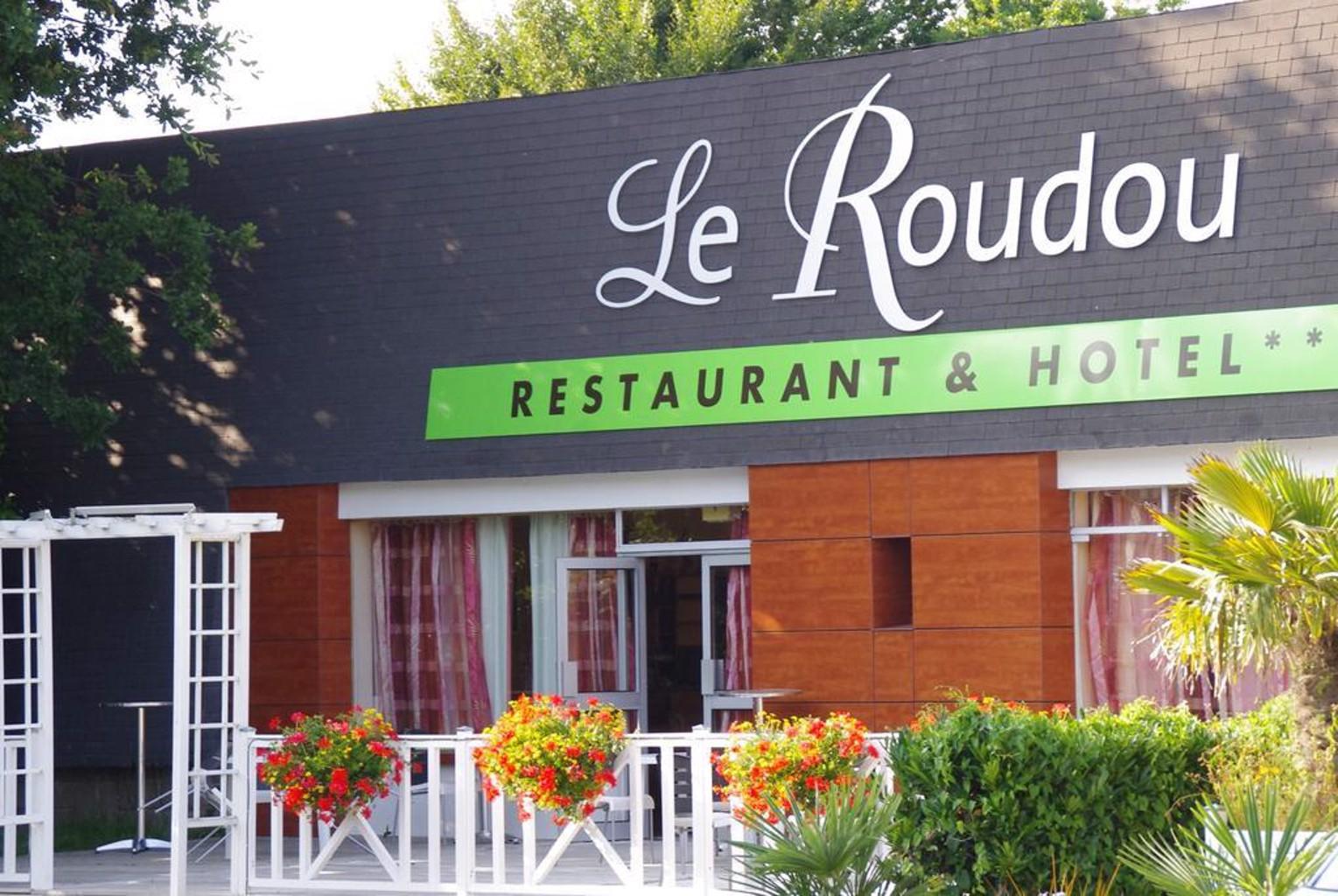 Gallery image of Hôtel le Roudou