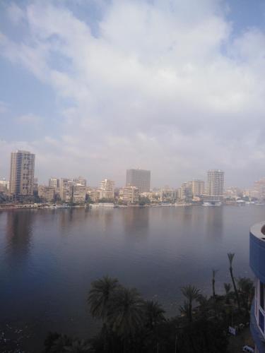 Manyal Nile view