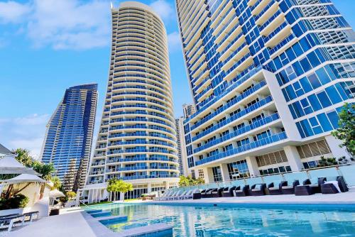 Luxury Residence Surfers Paradise Five Star Apartment
