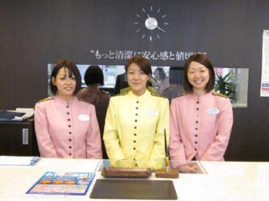 Gallery image of Toyoko Inn Okayama eki Higashi guchi