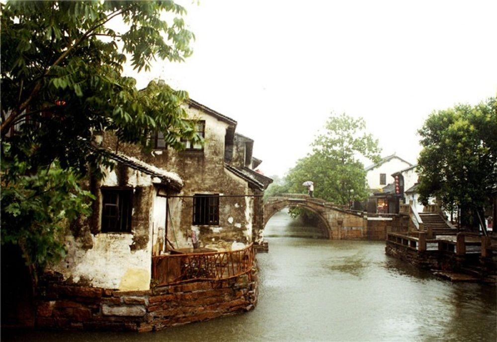 Zhouzhuang time Linhe View Inn
