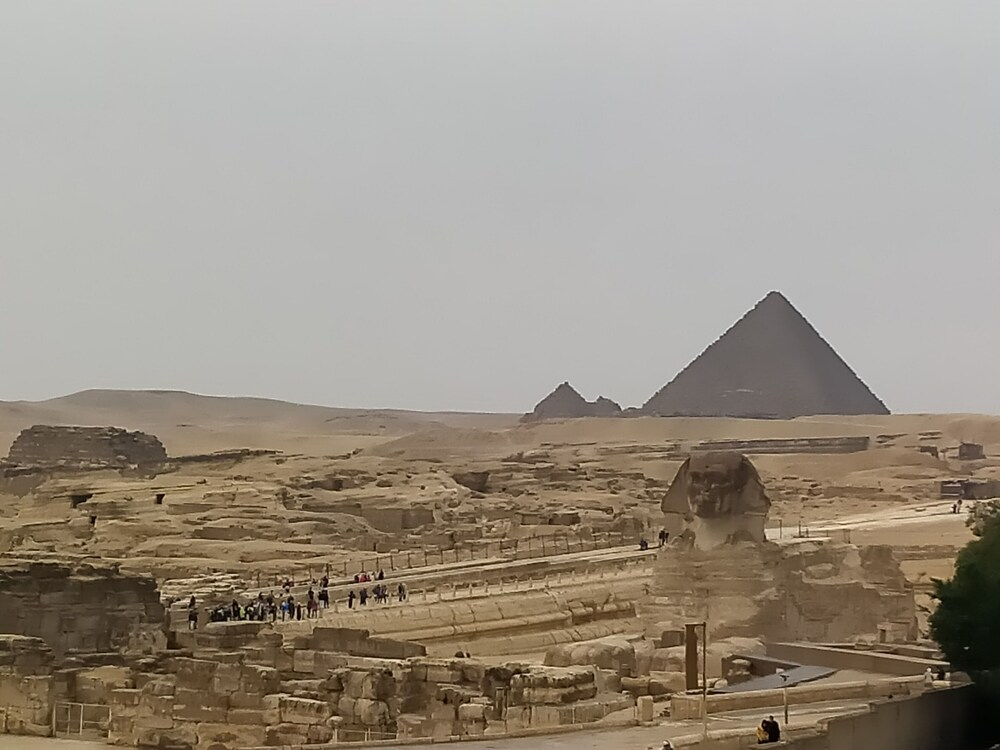 Key Of Pyramids View Inn
