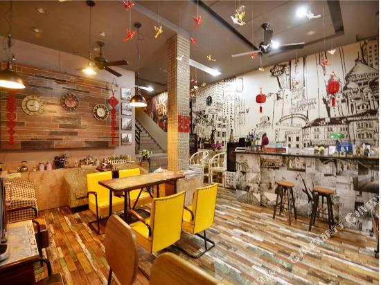 Qingdao Lejiaxuan Nostalgia Theme Inn