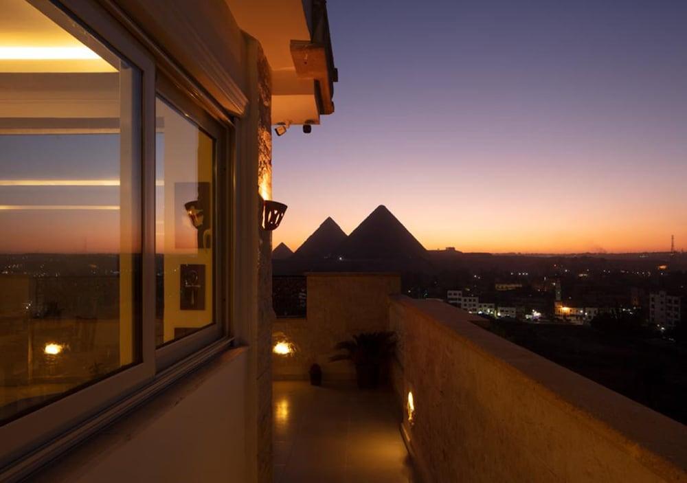 Pyramids Tower