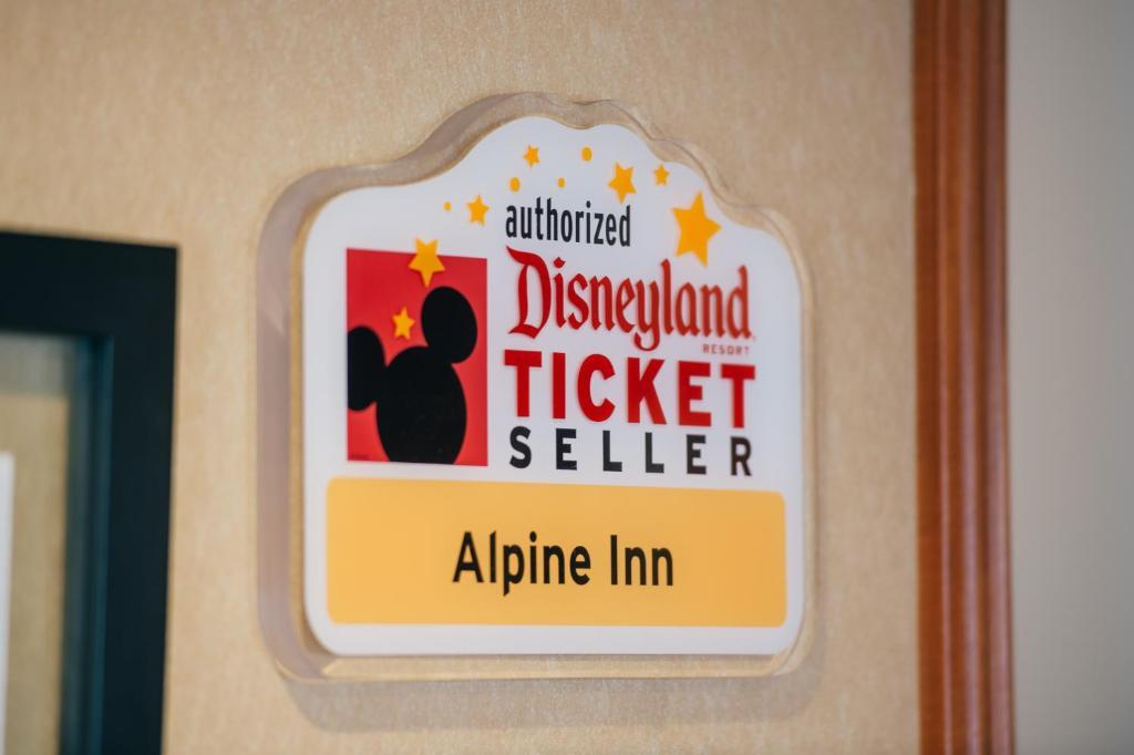 Gallery image of Alpine Inn near Convention Center and the Park