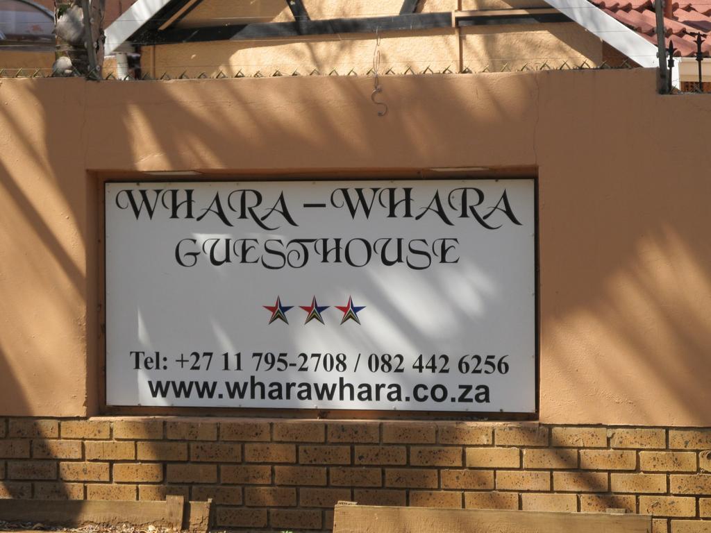 Whara Whara Guesthouse