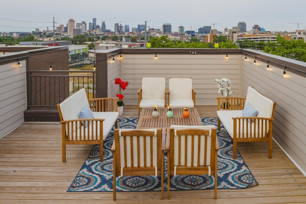 Ech3 Rooftop Hangout Suite Downtown Bachelor ette Groups Welcome