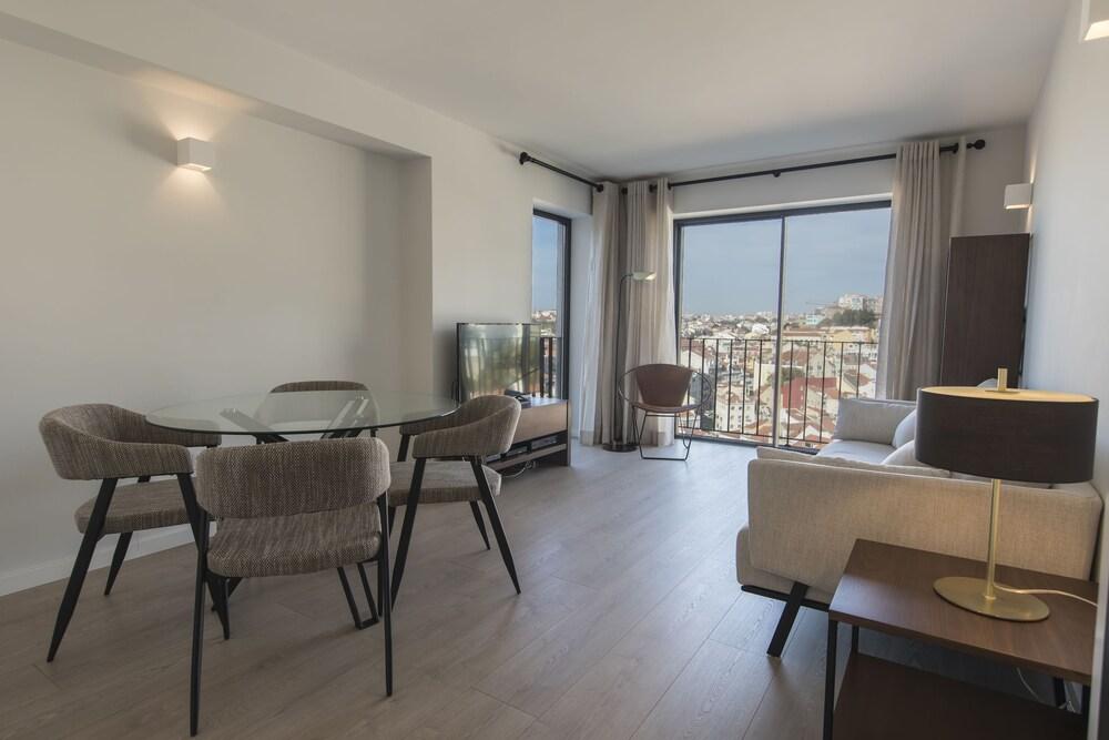 Modern Apartment Castelo São Jorge