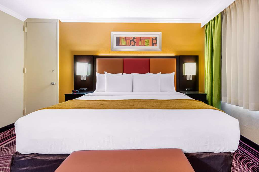 Gallery image of Clarion Hotel Nashville Downtown Stadium